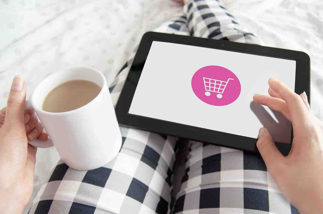 Amazon Online Shopping sparen