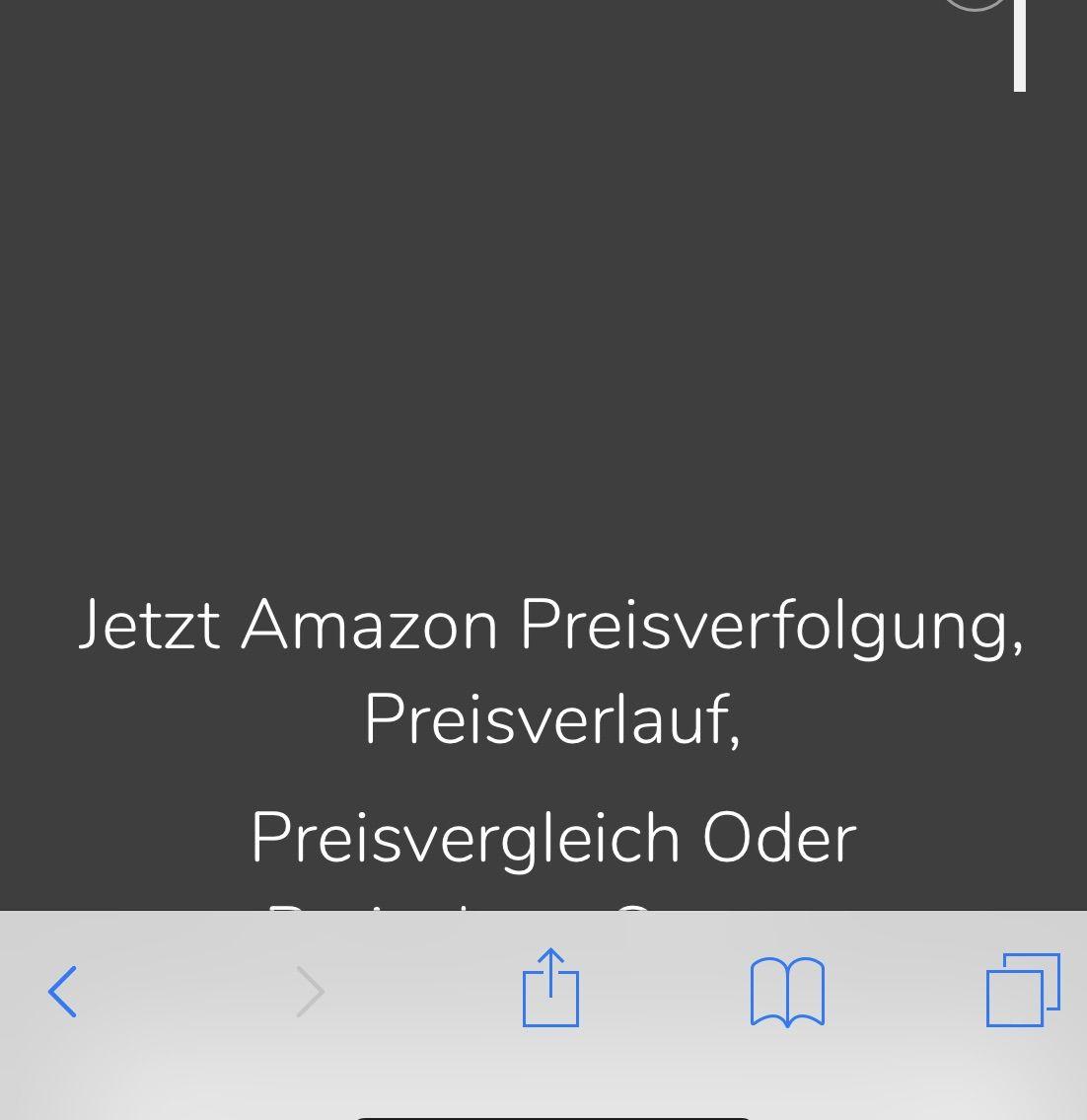 Amazon Preise beobachten-Anleitung 2