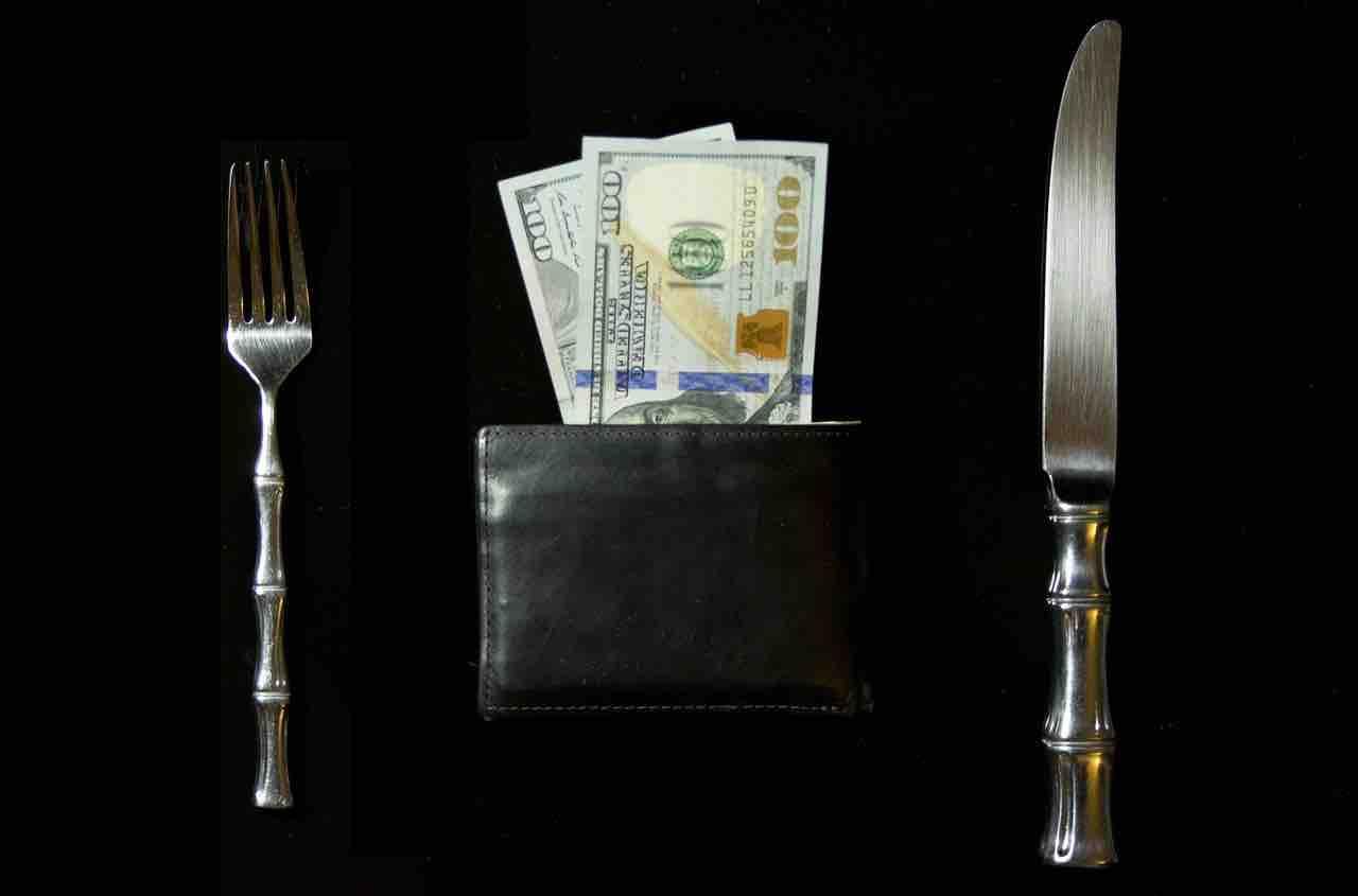 Beim Einkauf von Lebensmitteln sparen