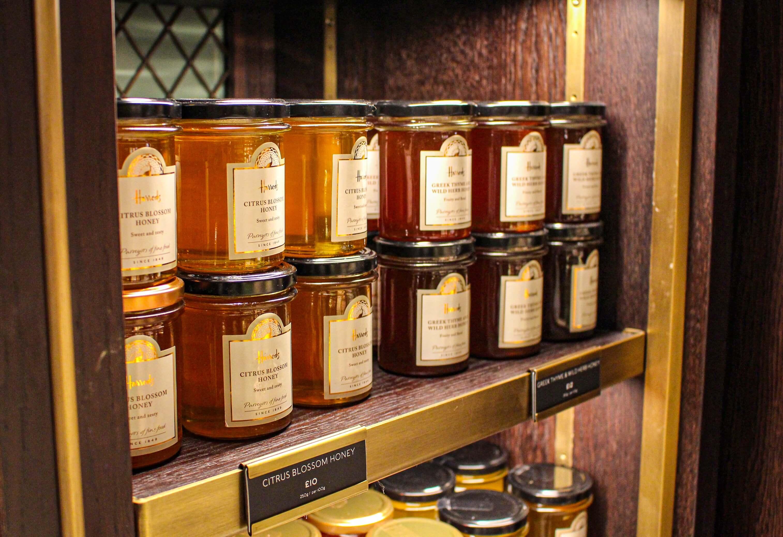 Hochwertige Honige